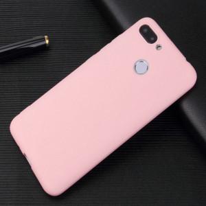 Чехол Xiaomi Mi 8 Lite – Цветной (TPU)