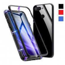 Магнитный чехол для Xiaomi Mi 8 Lite Magnetic Case – OneLounge Glass