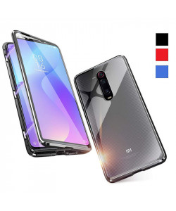 Магнитный чехол для Xiaomi Mi 9T Magnetic Case – OneLounge Glass