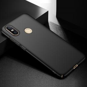 Бампер Xiaomi Mi A2 (Mi 6X) – Soft Touch (Анти Отпечатки)