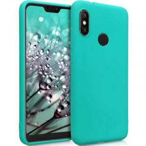 Чехол Xiaomi Mi A2 Lite – Цветной (TPU)