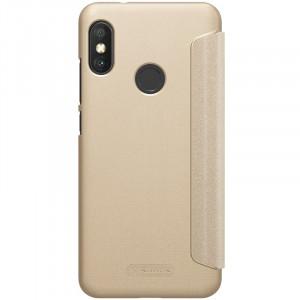 Чехол-книжка Xiaomi Mi A2 Lite – Nillkin Sparkle