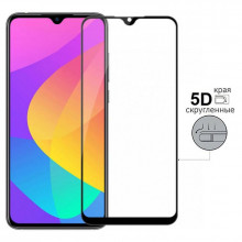 5D Стекло Xiaomi Mi CC9e – Скругленные края