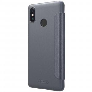 Чехол-книжка Xiaomi Mi Max 3 – Nillkin Sparkle