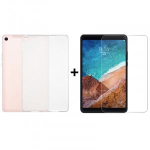Комплект: Чехол + Стекло Xiaomi Mi Pad 4