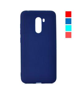 Чехол Xiaomi Pocophone F1 – Цветной (TPU)