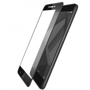 Стекло Xiaomi Redmi 4X – Клей по всей поверхности