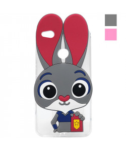 Чехол Xiaomi Redmi 4X - Зайка