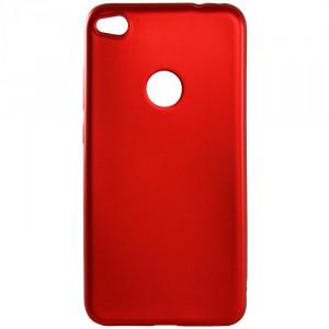 Силиконовый чехол для Сяоми Редми 4х – Красный