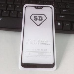 5D Стекло Xiaomi Redmi 6 Pro – Скругленные края