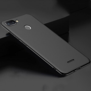 Бампер Xiaomi Redmi 6 – Soft Touch