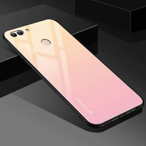 Чехол Xiaomi Redmi 6 градиент TPU+Glass