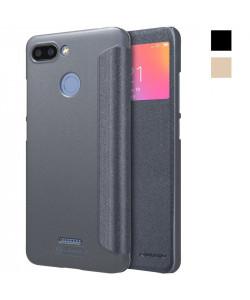Чехол-книжка Xiaomi Redmi 6 – Nillkin Sparkle