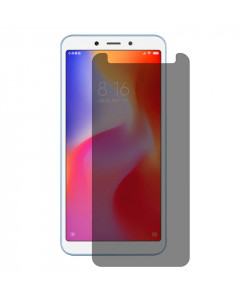 Защитное стекло Xiaomi Redmi 6 Privacy Anti-Spy (Конфиденциальное)