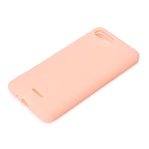 Чехол Xiaomi Redmi 6A – Цветной (TPU)