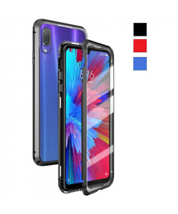 Магнитный чехол для Xiaomi Redmi 7 Magnetic Case – OneLounge Glass