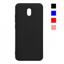 Чехол  Xiaomi Redmi 8a – Soft-touch Silicone Case