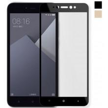 Стекло Xiaomi Redmi Note 5A – Full Glue (Клей по всей поверхности)