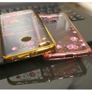 Чехол на Xiaomi Redmi Note 5A со стразами