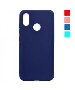 Чехол Xiaomi Redmi Note 6 – Цветной (TPU)