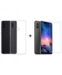 Чехол + Стекло Xiaomi Redmi Note 6 (Комплект)