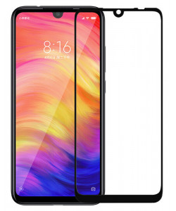5D Стекло Xiaomi Redmi Note 7 Pro