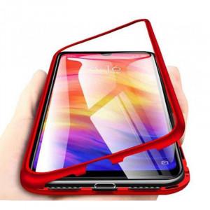 Магнитный чехол для Xiaomi Redmi Note 7 Magnetic Case – OneLounge Glass