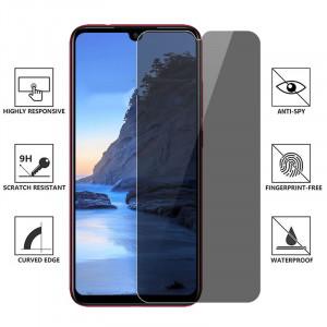 Защитное стекло Xiaomi Redmi Note 7 Privacy Anti-Spy (Конфиденциальное)