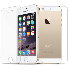 Комплект стекол iPhone 5/5S/SE