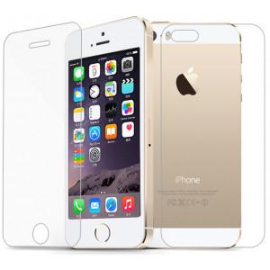 Переднее и заднее стекло на iPhone 5s / 5 / SE