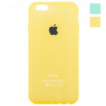 Чехол iPhone 6 силиконовый (Цветной)