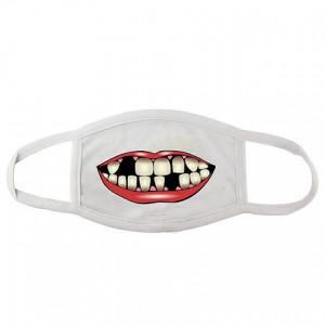 Маска Медицинская – Беззубый рот