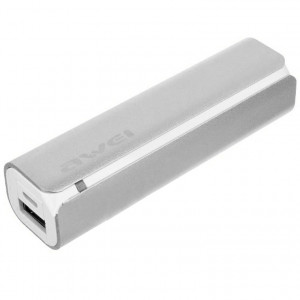 Power bank AWEI P90K 2600 mAh.