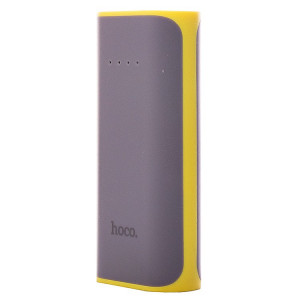 Портативный аккумулятор Power Bank Hoco B21 5200mAh