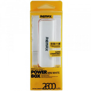 Power Bank Remax 2600 mah