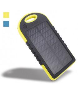 Портативный аккумулятор Solar Charger 12000 mAh
