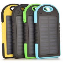 Портативный аккумулятор Solar Charger ES500
