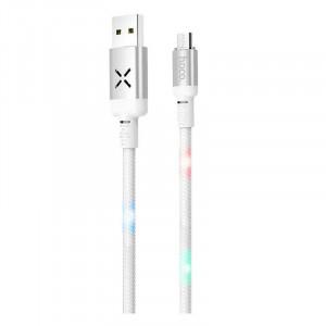 USB Кабель Micro-USB Hoco U63 со звуковым сенсором