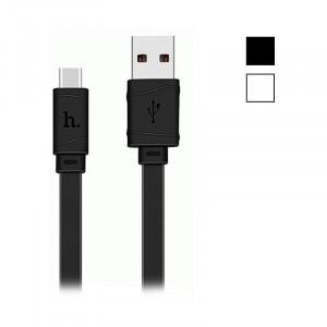 Кабель USB - HOCO X5 Bamboo Type-C