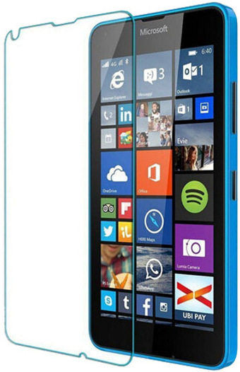 Защитные стекла на Microsoft Lumia