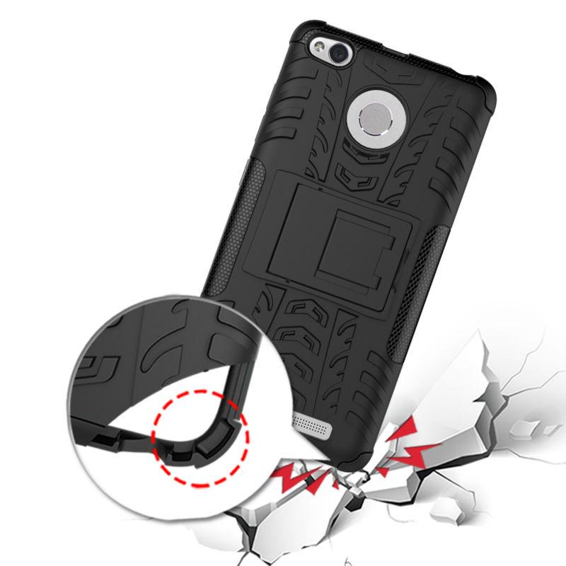 Противоударный чехол для Xiaomi